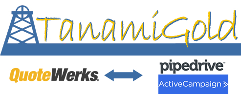 TanamiGold - QuoteWerks Pipedrive ActiveCampaign Integration