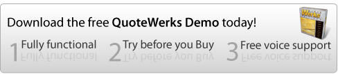 Download QuoteWerks Quoting Software Trial